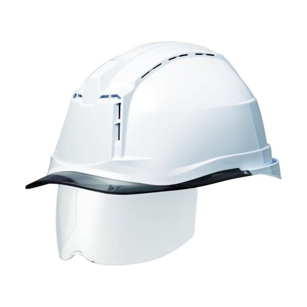 【送料無料】ミドリ安全 ミドリ安全 ハイスペックモデル(ワイドシールド付) SC−19PCLVSRA3α 293 x 227 x 148 mm SC-19PCLVSRA3-ALPHA-W/S ヘルメット・軽作業帽