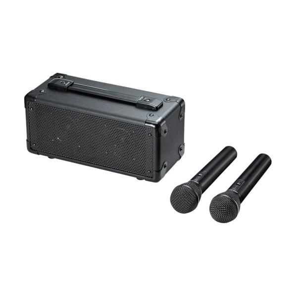 【送料無料】SANWA SANWA ワイヤレスマイク付き拡声器スピーカー MM-SPAMP7