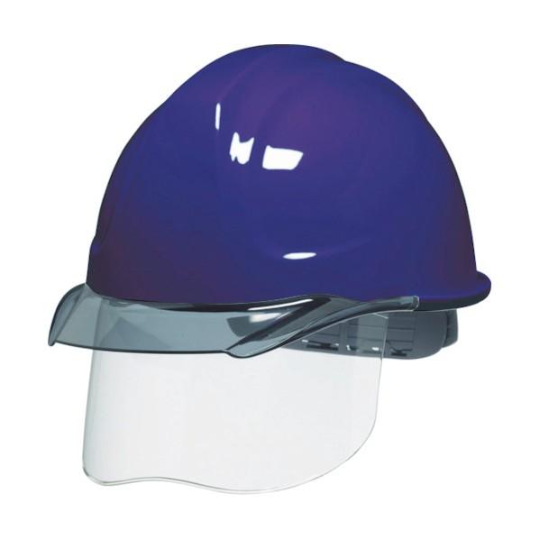 【送料無料】DIC DIC SYA−CS型ヘルメット 紺/スモーク KP付 283 x 224 x 148 mm SYA-CS-SFE-KP-K/S ヘルメット・軽作業帽