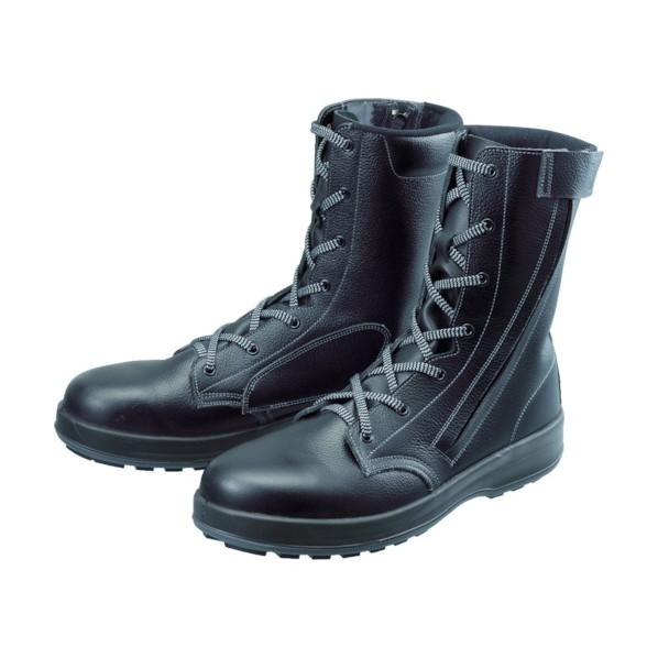 【送料無料】シモン シモン 安全靴 長編上靴 WS33黒C付 27.0cm 318 x 281 x 115 mm WS33C-27.0 10