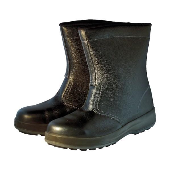 【送料無料】シモン シモン 安全靴 半長靴 WS44黒 27.0cm 318 x 282 x 114 mm WS44BK-27.0 10
