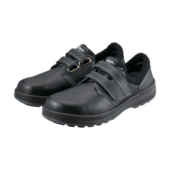 【送料無料】シモン シモン 安全靴 短靴 WS18黒 26.5cm 311 x 173 x 108 mm WS18B-26.5 安全靴・作業靴