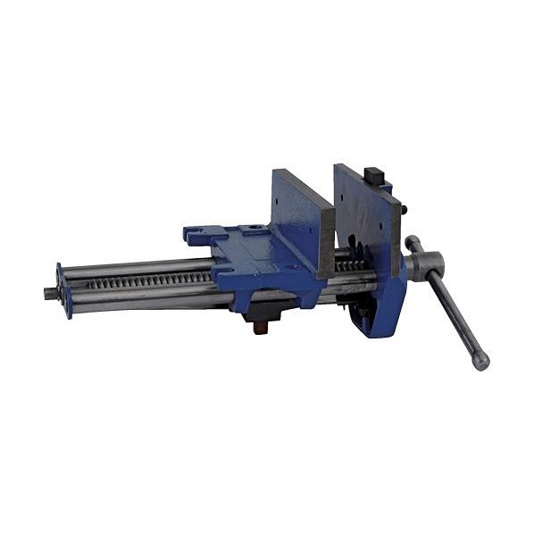 【送料無料】トラスコ(TRUSCO) TRUSCO 強力型木工用バイス 台下型 幅180mm 310 x 645 x 265 mm TMVHU-180 1
