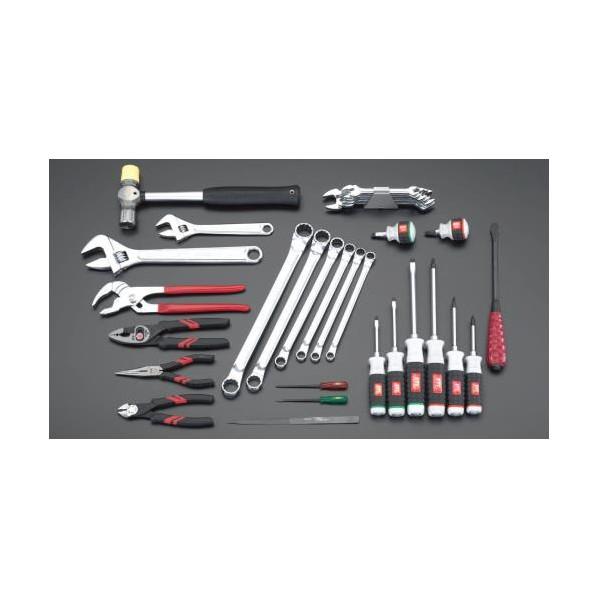 【送料無料】エスコ(esco) [31個組] 工具セット EA612SB-9B 1個