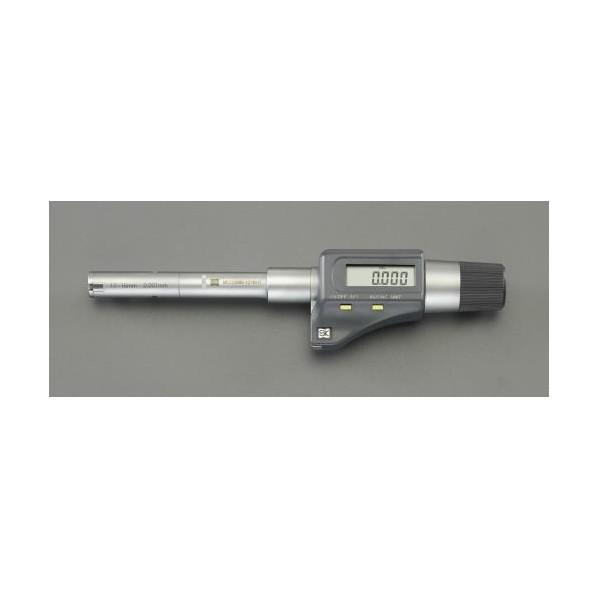 【送料無料】エスコ(esco) 40-50mm デジタル内径マイクロメーター EA725EH-118 1個