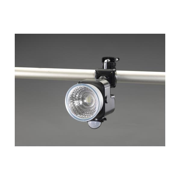 【送料無料】エスコ(esco) [単1x3本] LEDセンサーライト(電池式) EA864CA-27B 1個