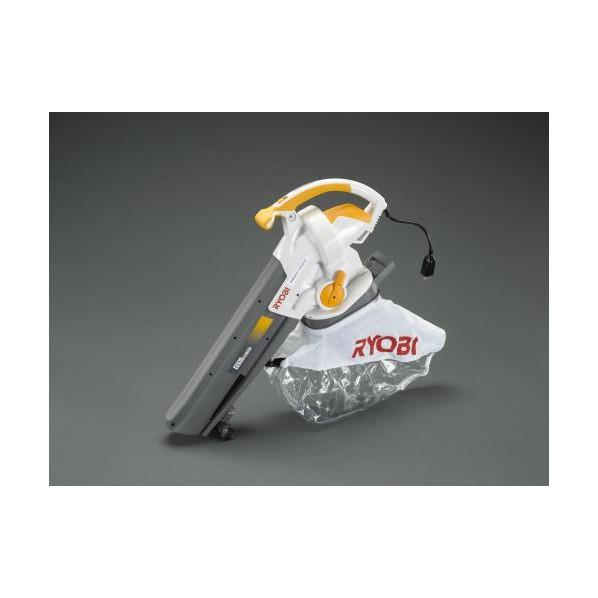 【送料無料】エスコ(esco) AC100V/1050W 電動ブロワバキューム EA899CB-21 1個
