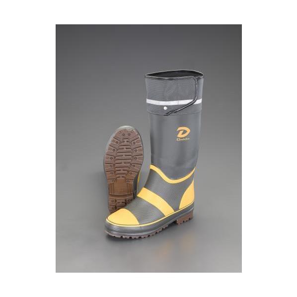 【送料無料】エスコ(esco) 25.5cm 長靴(軽量) EA910MM-25.5 1個