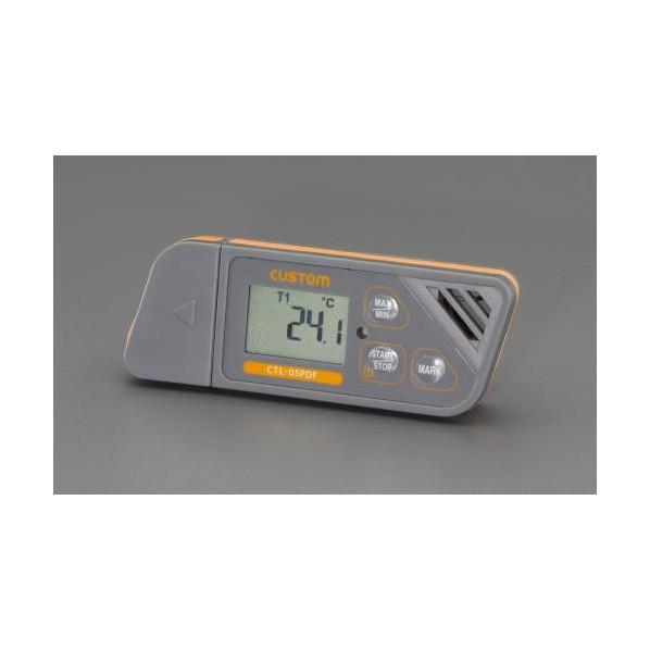 【送料無料】エスコ(esco) 温度データロガー EA742GB-51 1個
