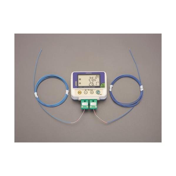 【送料無料】エスコ(esco) [熱電対]温度データロガー EA742HB-10A 1個