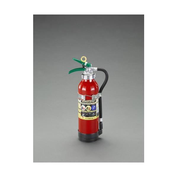 【送料無料】エスコ(esco) 3.5kg ABC消火器(自動車用) EA999ME-10A 1個