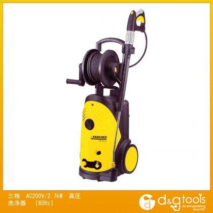 三相AC200V/2.7KW高圧洗浄器[60Hz]   EA115KH-60A