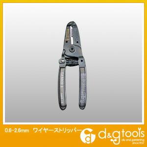 ワイヤーストリッパー  0.6-2.6mm EA580D-1