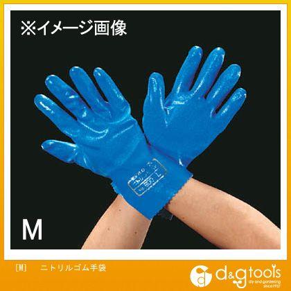 エスコ ニトリルゴム手袋 M EA354DC-31