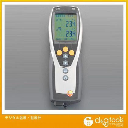 【送料無料】※法人専用品※エスコ デジタル温度・湿度計 EA742DS
