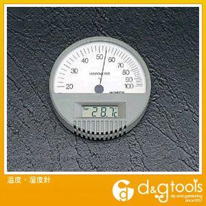 【送料無料】エスコ 温度・湿度計 EA742C