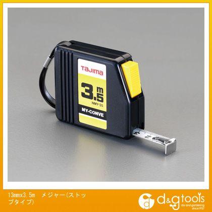 13mmx3.5Mメジャー(ストップタイプ)   EA720JH-3.5