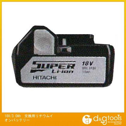 18V/3.0Ah交換用リチウムイオンバッテリー   EA813HF-6