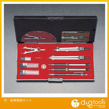 SE鉛筆製図セット   EA765G