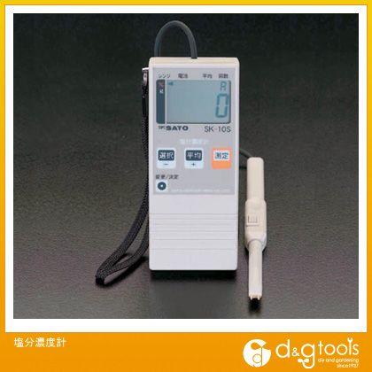 【送料無料】エスコ 塩分濃度計   EA776BB  テスター測定器具