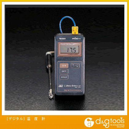 【送料無料】エスコ [デジタル]温度計 EA701DA 0