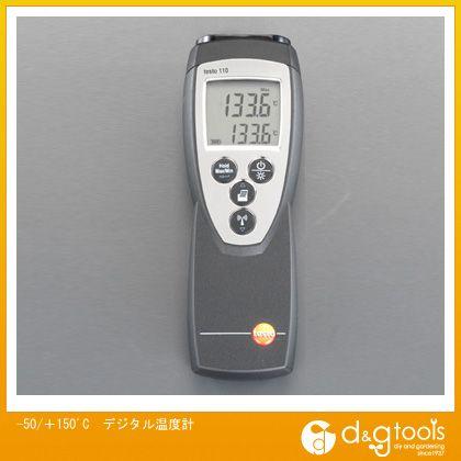 【送料無料】エスコ -50/+150゚Cデジタル温度計 EA701AL 0