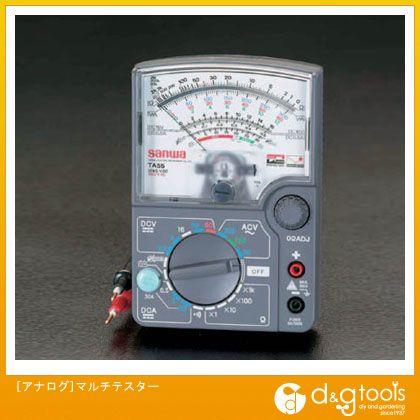 【送料無料】エスコ [アナログ]マルチテスター EA707G-14