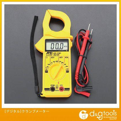 【送料無料】エスコ [デジタル]クランプメーター EA708AD-1 0