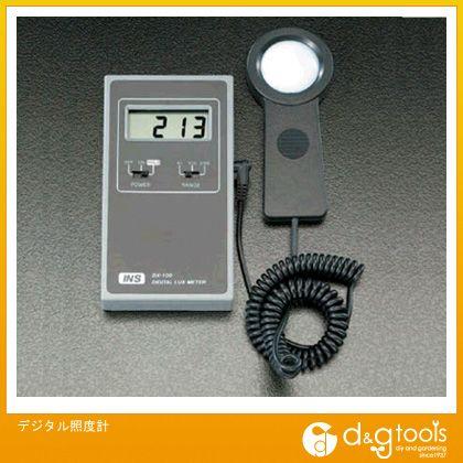 【送料無料】エスコ デジタル照度計 EA712AE-1 0