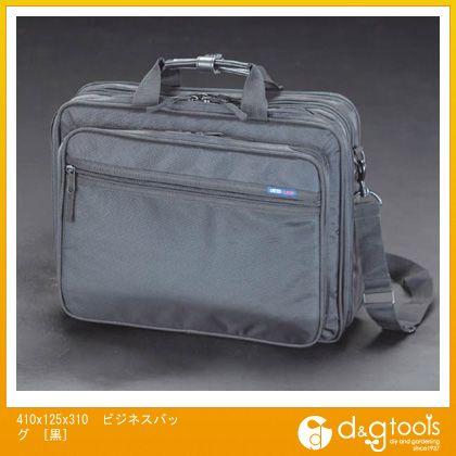 エスコ 410x125x310ビジネスバッグ[黒] EA927AG-25B