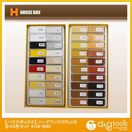 ハードワックスPLUS全40色セット   4129-9040