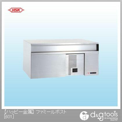 【送料無料】ハッピー金属 ファミールポスト(ステンレスポスト) 601