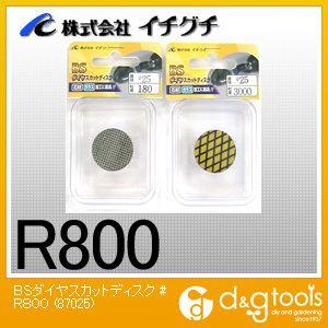 BSダイヤスカットディスク#R800   87025