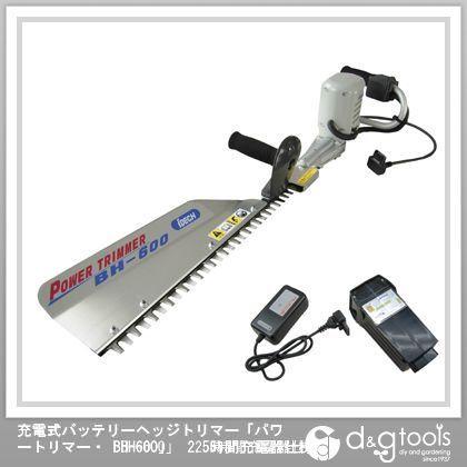 バッテリーヘッジトリマーパワートリマー  600ミリ BH-600B