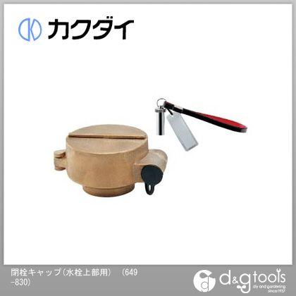 閉栓キャップ(水栓上部用)   649-830
