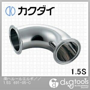 両へルールエルボ  1.5S 691-05-C