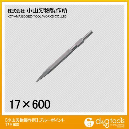 ブルーポイント(六角軸)  17x600mm B-1