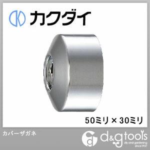 カクダイ(KAKUDAI) カバーザガネ 50ミリ×30ミリ 0177-50×30