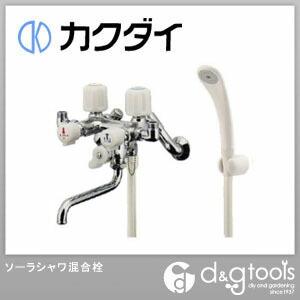 カクダイ(KAKUDAI) ソーラシャワ混合栓(混合水栓) 1369