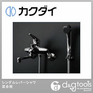 シングルレバーシャワ混合栓(混合水栓)   143-001