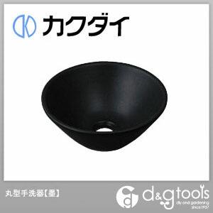 丸型手洗器 墨  493-011-D