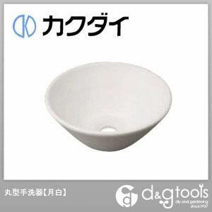 丸型手洗器 月白  493-011-W