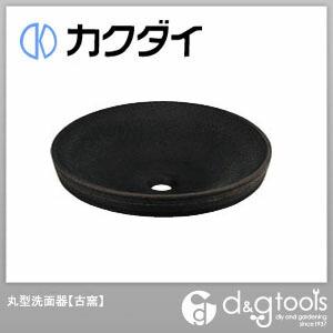 丸型洗面器 古窯  493-014-DG