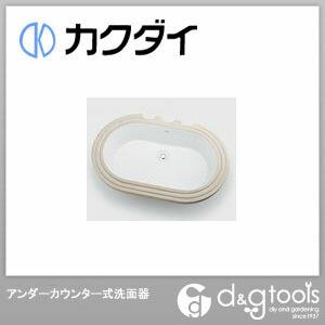 カクダイ(KAKUDAI) アンダーカウンター式洗面器 493-006