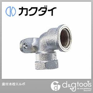 座付水栓エルボ   6198-13