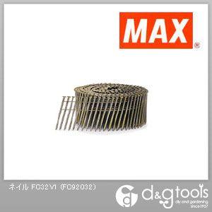【送料無料】マックス ワイヤ連結釘 スムース FC32V1 400本×40巻