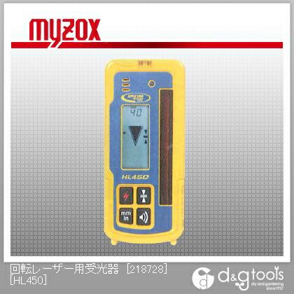 回転レーザー用受光器[218728]クランプ付   HL450