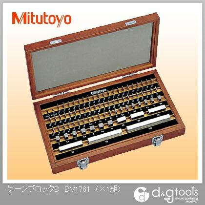 ゲージブロックB(516-951)   BM1-76-1