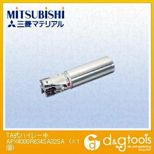 【送料無料】ミツビシマテリアル TA式ハイレーキ APX4000R634SA32SA 1個