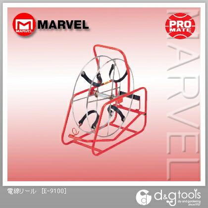 【送料無料】マーベル 電線リール E-9100